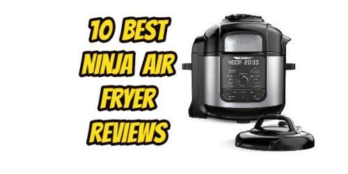 10 Best Ninja Air Fryer Reviews