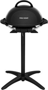 George Foreman GIO2000BK Electric Grill