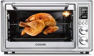 COSORI CO130-AO Air Fryer & Toaster Oven