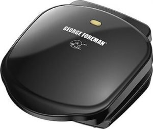 George Foreman GR10B Electric Grill