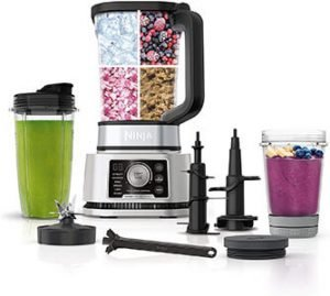 Ninja Foodi Power Blender & Processor System with Smoothie Bowl Maker & Nutrient Extractor