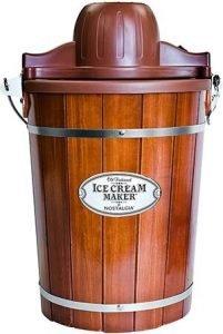 Nostalgia Electric Bucket Ice Cream Maker