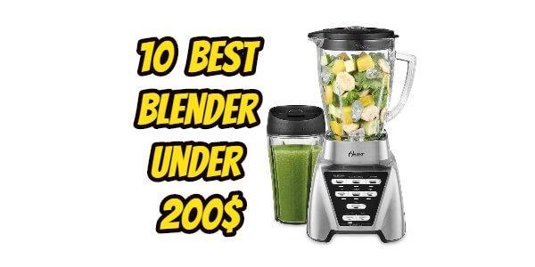 Best blender under 200$