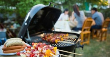 Electric Outdoor Grill