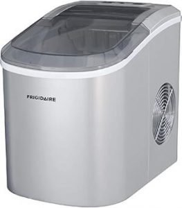 Frigidaire EFIC189-Silver Countertop Ice Maker