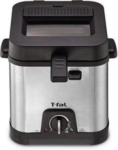 T-fal FF492D Mini Deep Fryer