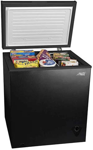 5 cu ft Chest Freezer for Your House