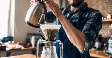 Automatic Pour Over Coffee