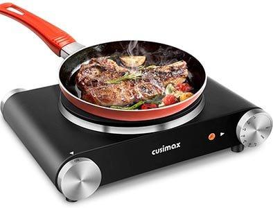 CUSIMAX Electric Burner Hot Plate