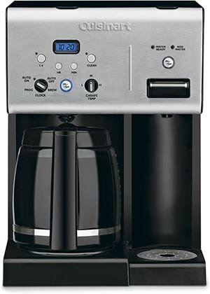 Cuisinart CHW-12P1 12-Cup Coffeemaker Plus Hot Water System