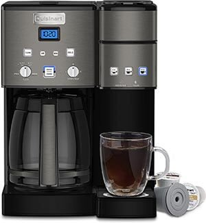 Cuisinart SS-15BKS Coffee Center Maker