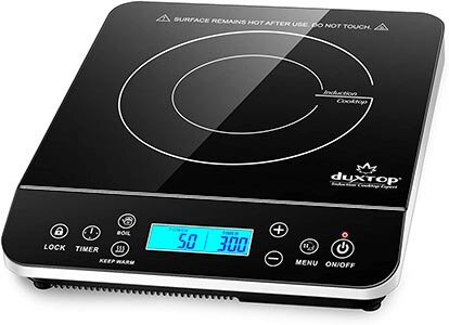 Duxtop Portable Induction Cooktop 9600LS