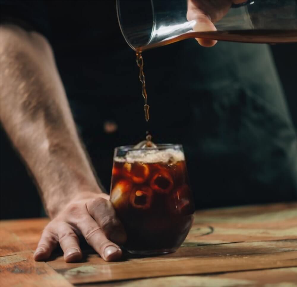 Iced Brew Coffee