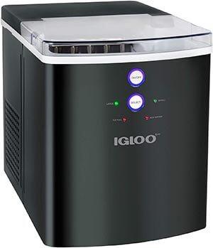 Igloo ICEB33BS Ice Maker Machine