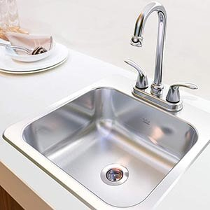 KINDRED Stainless Steel FBFS602NKIT Sinks