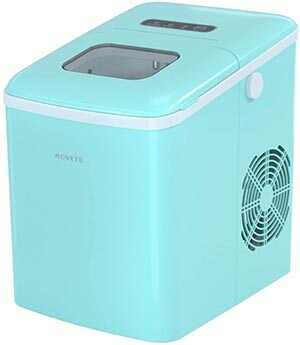 NOVETE Portable Ice Maker Machine