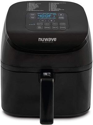 NUWAVE BRIO 4.5-Quart Digital Air Fryer