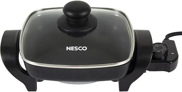 Nesco Black ES-08 Electric Skillet