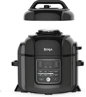 Ninja Foodi OP401 9-in-1 Pressure Cooker and Air Fryer