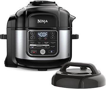 Ninja OS301 Foodi 10-in-1 Pressure Cooker and Air Fryer