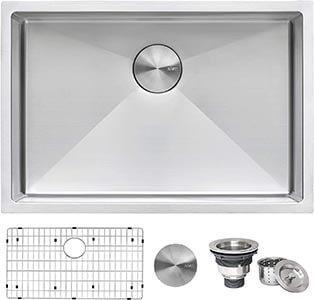Ruvati 28-inch Stainless Steel Sinks