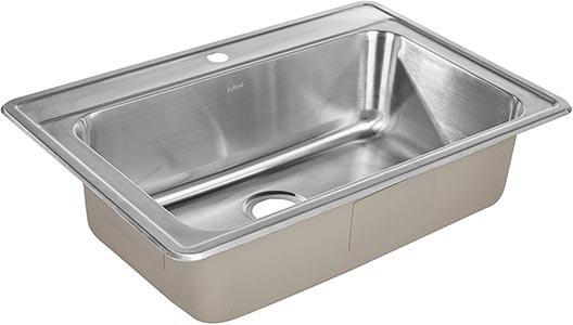 ZUHNE Drop In Kitchen Stainless Steel Sink